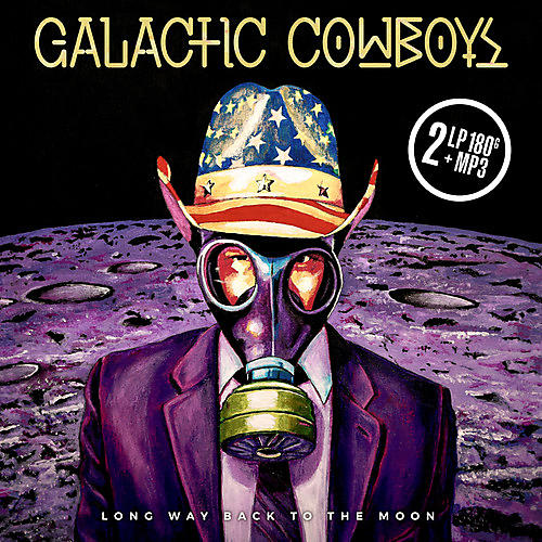 Alliance Galactic Cowboys - Long Way Back To The Moon