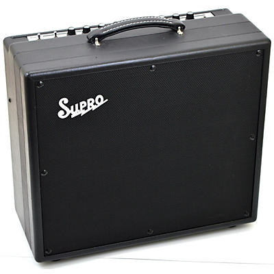 Supro Galaxy 1697R 1x12 Guitar Combo Amp