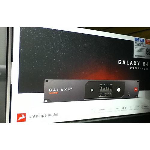 Galaxy 64 Synergy Core Audio Interface Audio Interface