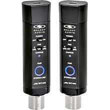 Galaxy Audio Galaxy Audio JIB/BT4RS XLR Bluetooth Dual Receivers