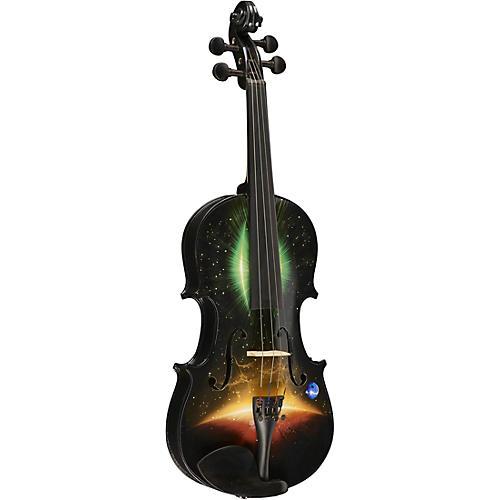 Rozanna's Violins Galaxy Ride Series Violin Outfit 3/4