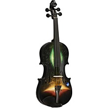 Open Box Rozanna's Violins Galaxy Ride Series Violin Outfit
