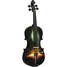 Open BoxRozanna's Violins Galaxy Ride Series Violin Outfit
