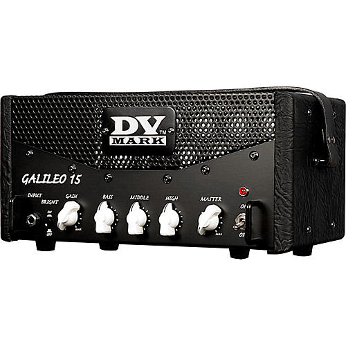 DV Mark Galileo 15 15W Tube Guitar Amp Head