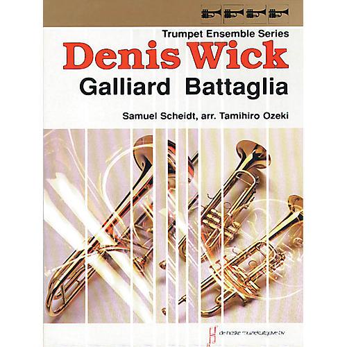 Hal Leonard Galliard Battaglia Score And Parts Concert Band