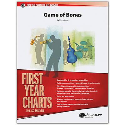 BELWIN Game of Bones Conductor Score 1 (Easy)