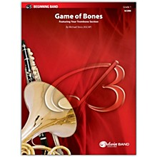 BELWIN Game of Bones Conductor Score 1 (Very Easy)