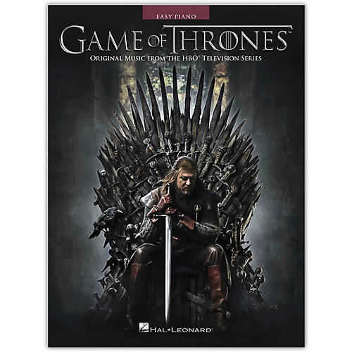 Hal Leonard Game of Thrones (Original Music from the HBO Television Series) for Easy Piano