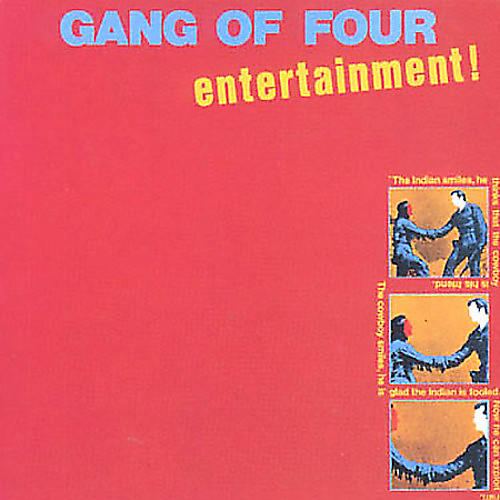 Alliance Gang of Four - Entertainment  Gang of Four