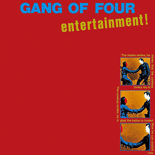 Alliance Gang of Four - Entertainment