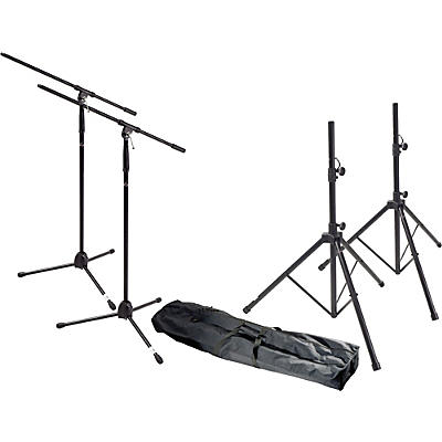 Gear One Garage Band Live Sound Accessories Pack