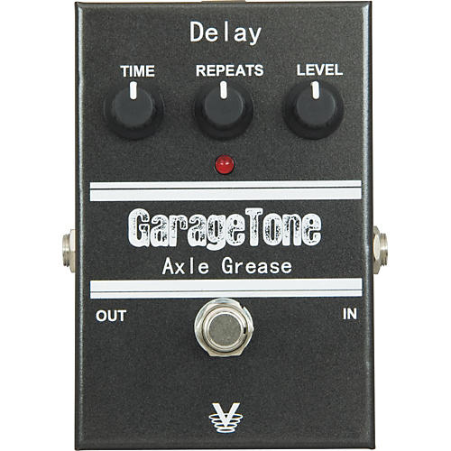 Visual Sound GarageTone Series Axle Grease Delay Guitar Effects Pedal