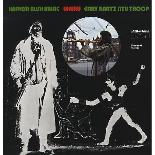 Alliance Gary Bartz - Harlem Bush Music Uhuru