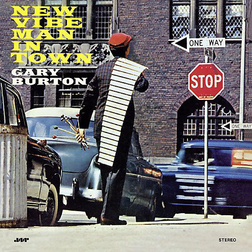 Alliance Gary Burton - New Vibe Man in Town