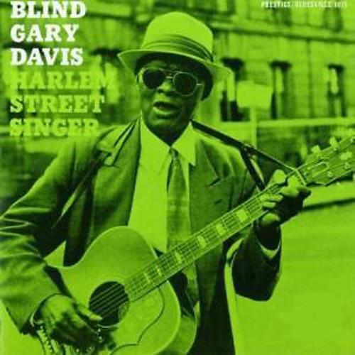 Alliance Gary Davis - Harlem Street Singer