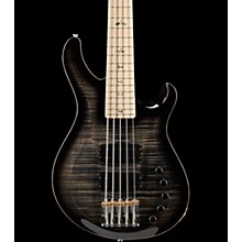 Gary Grainger 5-String Electric Bass Guitar with Maple Fretboard Charcoal Burst