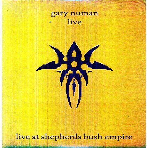 Alliance Gary Numan - Live at Shepherds Bush