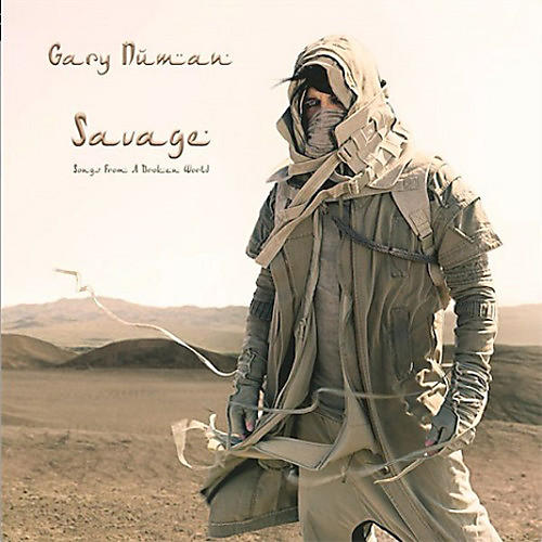 Alliance Gary Numan - Savage (Songs from a Broken World)