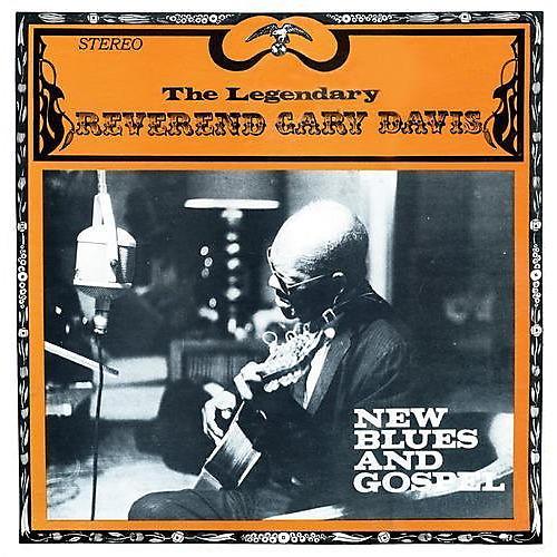 Alliance Gary Reverend Davis - New Blues and Gospel