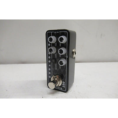Mooer Gas Station Micro Preamp Pedal