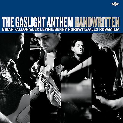 Alliance Gaslight Anthem - Handwritten