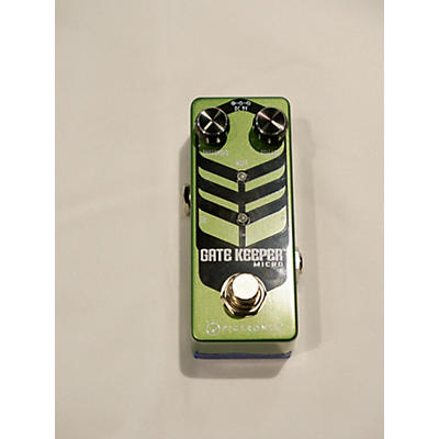 Pigtronix Gate Keeper Micro Effect Pedal