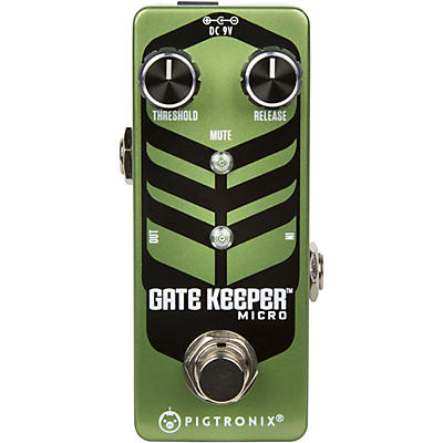 Pigtronix Gatekeeper Noise Gate Micro Pedal