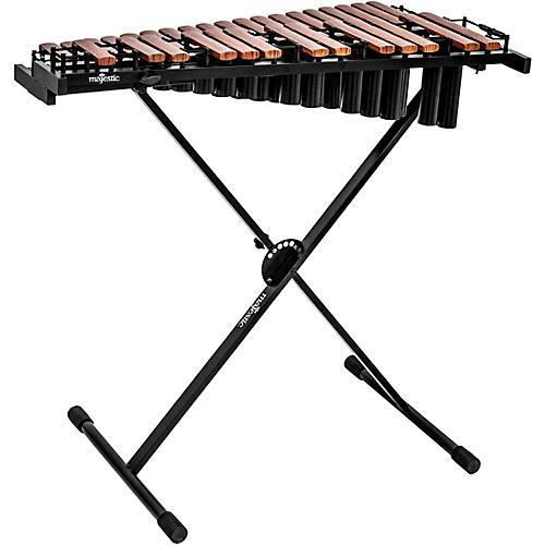 Majestic Gateway Series Xylophone Padauk with Bag Stand