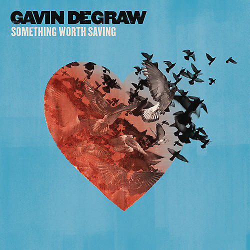 Alliance Gavin DeGraw - Something Worth Saving