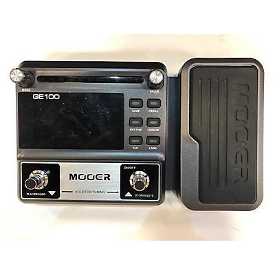 Mooer Ge100 Effect Processor
