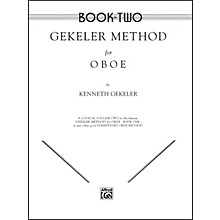 Alfred Gekeler Method for Oboe Book II