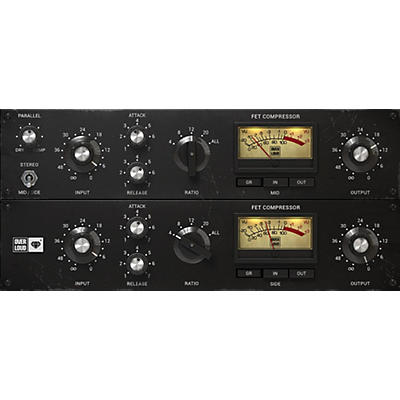 Overloud Gem Comp76 Legendary FET Compressor