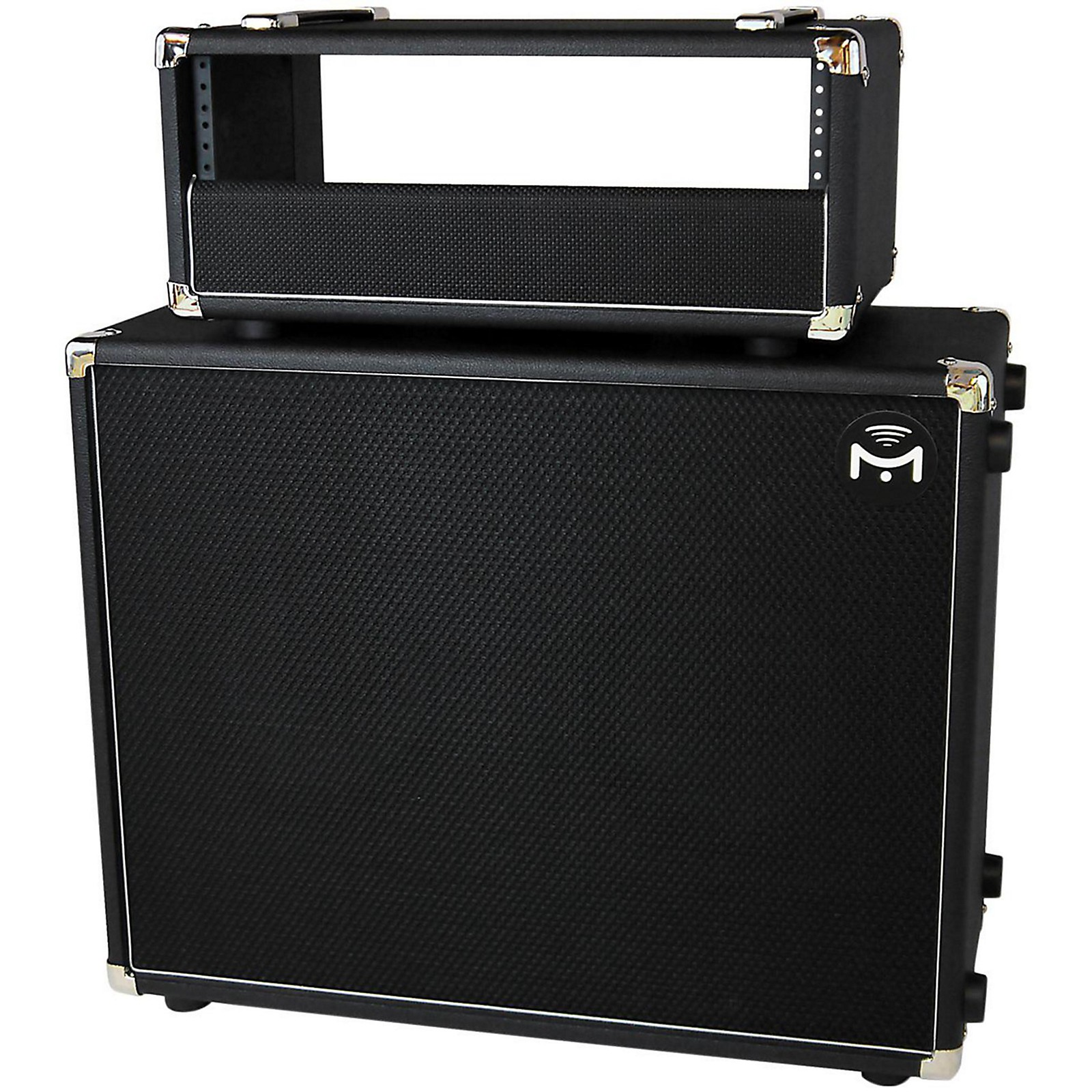 Mission Engineering Gemini GM-HS Guitar Head Unit with GM2 2x12 220W Cab