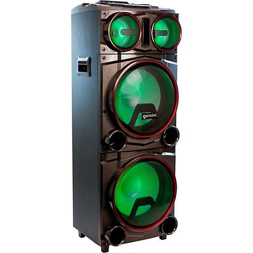Gemini Gemini GMAX-6000 Dual 15in. Bluetooth Party System