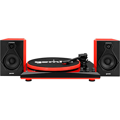 Gemini Gemini TT-900BR Vinyl Record Player Turntable with Bluetooth and Dual Stereo Speakers