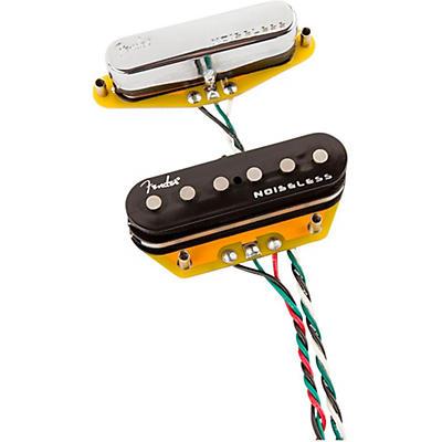 Fender Gen 4 Noiseless Telecaster Pickups Set of 2