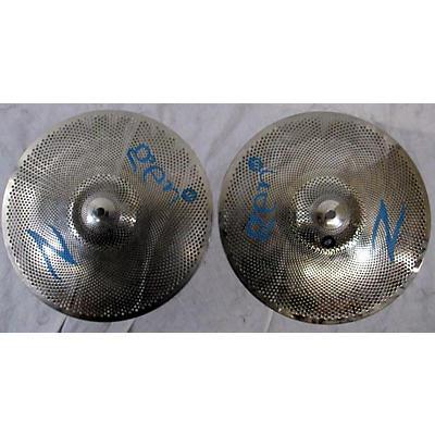 Zildjian Gen16 Buffed Bronze Hi Hat Pair Electric Cymbal