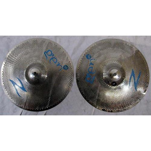 Gen16 Buffed Bronze Hi Hat Pair Electric Cymbal