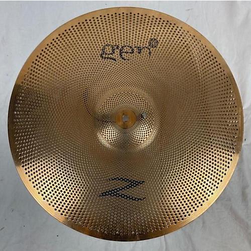 Gen16 Buffed Bronze Ride Electric Cymbal
