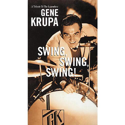 Hudson Music Gene Krupa Swing, Swing, Swing (VHS)