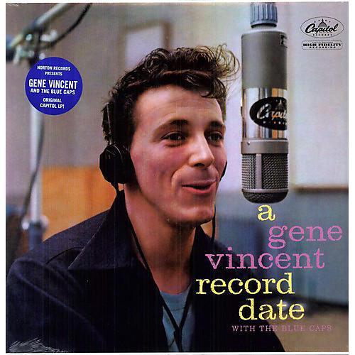 Alliance Gene Vincent - A Gene Vincent Record Date