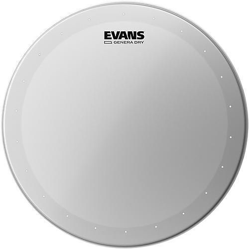Evans Genera Dry Batter Snare Head 13 in.