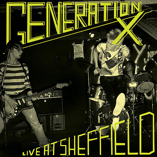 Alliance Generation X - Live at Sheffield
