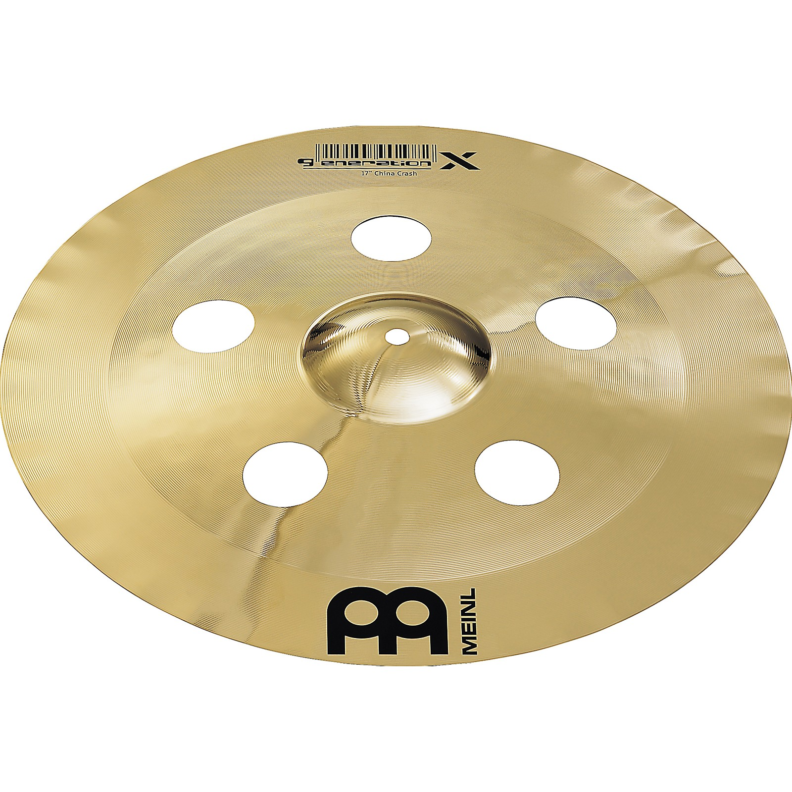Meinl Generation X China Crash Cymbal
