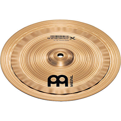 """Meinl Generation X Electro Stack 10"""" and 12"""" Effects Cymbals"""