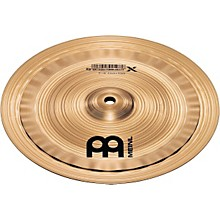 "Meinl Generation X Electro Stack 8"" and 10"" Effects Cymbals"