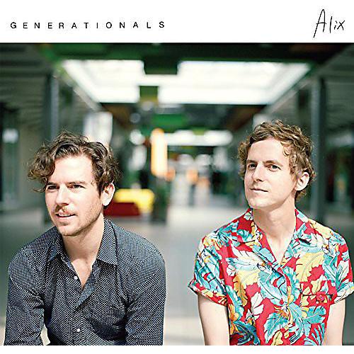 Alliance Generationals - Alix