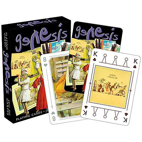 Hal Leonard Genesis Playing Cards