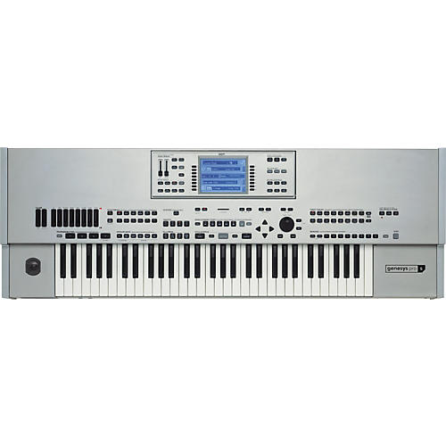 Gem Genesys Pro S Professional Multimedia Keyboard Workstation