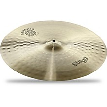 Open Box Stagg Genghis Series Medium Crash Cymbal